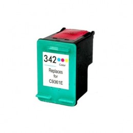 Cartuccia Inkjet per HP 342 XL C9361EE Tricolore DOPPIA CAPACITA\'