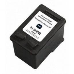 Cartuccia Inkjet per HP 350XL CB336EE Nera
