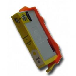 Cartuccia Inkjet per HP 364 XL Deskjet 3070A D5445 D5460 D5463 D5468 3520 3522 con chip yellow