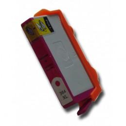 Cartuccia Inkjet per HP 364 XL Photosmart B109A B109N B010A B110A C309A Deskjet 3070A con chip magenta