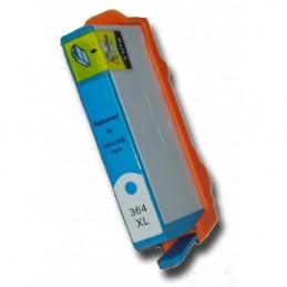 Cartuccia Inkjet per HP 364 XL Photosmart b110a b010A b109a b109f b109n 5510 5514 5515 con chip cyano