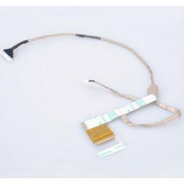 Cavo connessione flat display notebook HP ProBook 4520S 4525s 4720s LCD CABLE 50.4GK01.012 604856-001