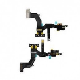 CAVO FLAT FLEX IPHONE 5C con telecamera posteriore + SENSORE