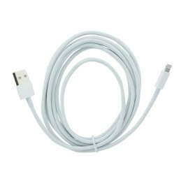 Cavo USB Apple Iphone,Ipad-Lightning 2 metri bianco