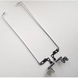 Coppia Cerniere Hinge per notebook Toshiba Satellite L50 L55 L50-B L55-B L50-D-B L55-D-B