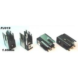 DC Power Compaq/HP Presario V2000 Series: V2000, V2001, V2001, V2010, V2030, V2035, V2069, V2150, V2220, V2300, V2400, V2403, V2