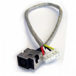 DC Power Jack per Notebook HP DV7T-1000 DV7Z-1000 DV7-1000 DV7-1001 DV7-1002 DV7-1003 DV7-1020 DV7-1130 DV7-1134 DV7-1137