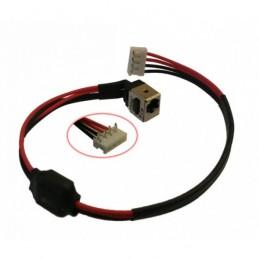 DC Power Toshiba Satellite A500 L455 L455D L455D L555 L555D L450 L450D L500
