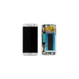 Display + touchscreen Originale per Samsung Galaxy S7 Edge G935F BIANCO