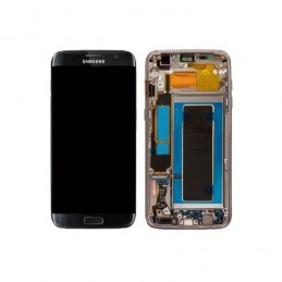 Display + touchscreen Originale per Samsung Galaxy S7 Edge G935F NERO