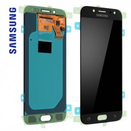 Display + touchscreen per Samsung Galaxy Galaxy J5 2017 J530F GH97-20738B NERO ORIGINALE