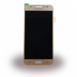 Display + touchscreen per Samsung Galaxy Galaxy J5 J500 2015 oro GOLD ORIGINALE