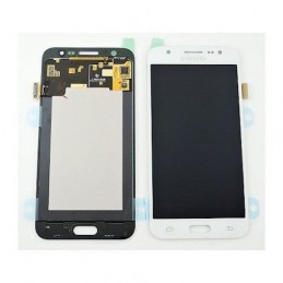 Display + touchscreen per Samsung Galaxy Galaxy J5 J510 2016 Bianco ORIGINALE