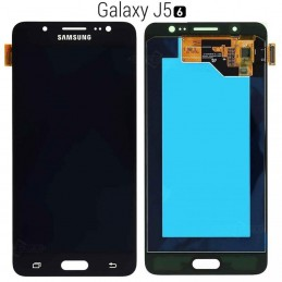 Display + touchscreen per Samsung Galaxy Galaxy J5 J510F 2016 NERO ORIGINALE
