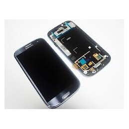 Display + touchscreen per Samsung Galaxy s3 blu i9300