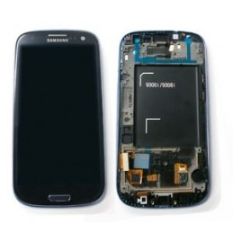 Display + touchscreen per Samsung Galaxy s3 neo blu i9301 / i9308