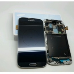 Display + touchscreen per Samsung Galaxy s4  blu dark i9505 - I9507 Lte