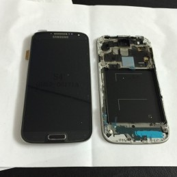 Display + touchscreen per Samsung Galaxy s4 lte blu dark i9506 originale