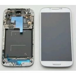 Display + touchscreen per Samsung Galaxy s4 lte white i9506 originale