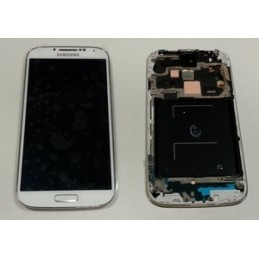 Display + Touchscreen per Samsung Galaxy s4 White i9505