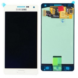 DISPLAY LCD + TOUCH SCREEN SCHERMO PER SAMSUNG GALAXY A5 2016 A510 SM-A510FU BIANCO