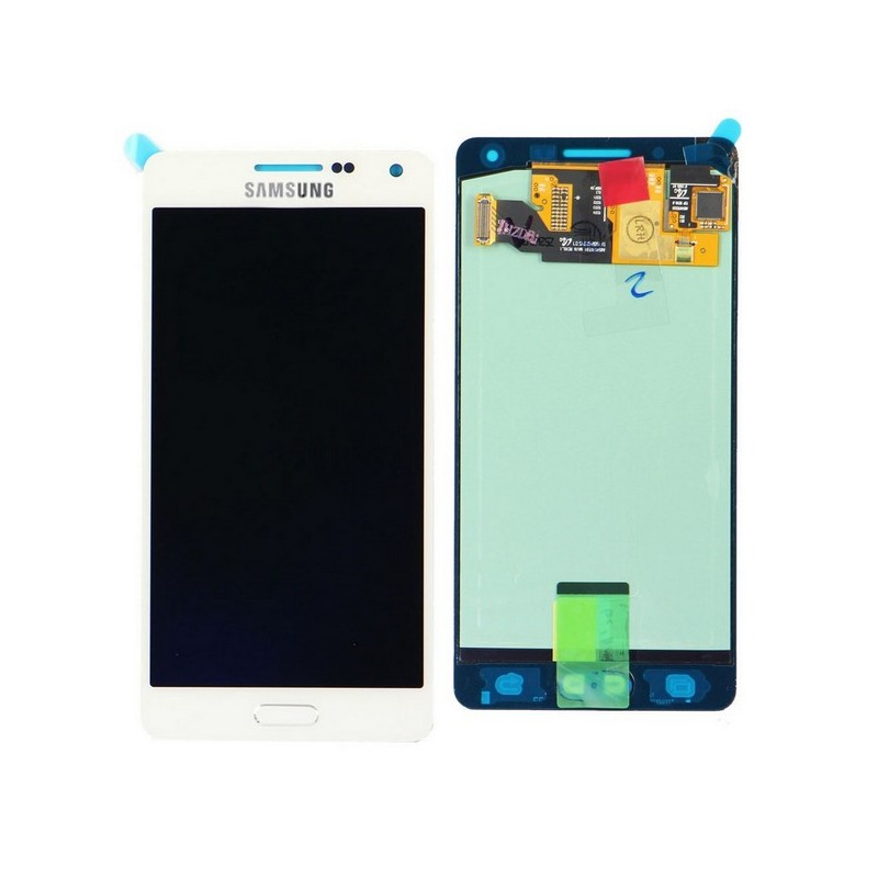 DISPLAY LCD + TOUCH SCREEN SCHERMO PER SAMSUNG GALAXY A5 A500 SM-A500FU BIANCO