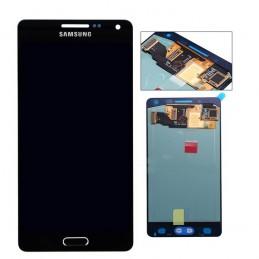 DISPLAY LCD + TOUCH SCREEN SCHERMO PER SAMSUNG GALAXY A5 A500 SM-A500FU NERO GH97-1616679B