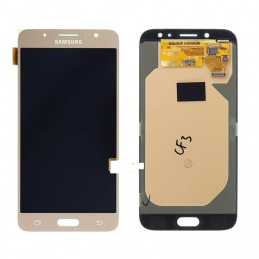 DISPLAY LCD + TOUCH SCREEN SCHERMO PER SAMSUNG GALAXY J7 J730F 2017 GOLD ORIGINALE
