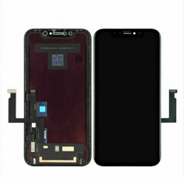 Display Lcd Hd completo di Touch screen e vetro Iphone XR PARTI ORIGINALI nero