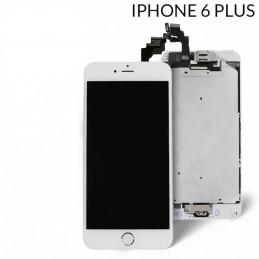 Display Lcd per Apple Iphone 6 Plus completo di Touch screen e cornice bianco Tripla A
