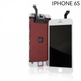 Display Lcd per Apple Iphone 6S completo di 3D Touch screen e cornice bianco Tripla A