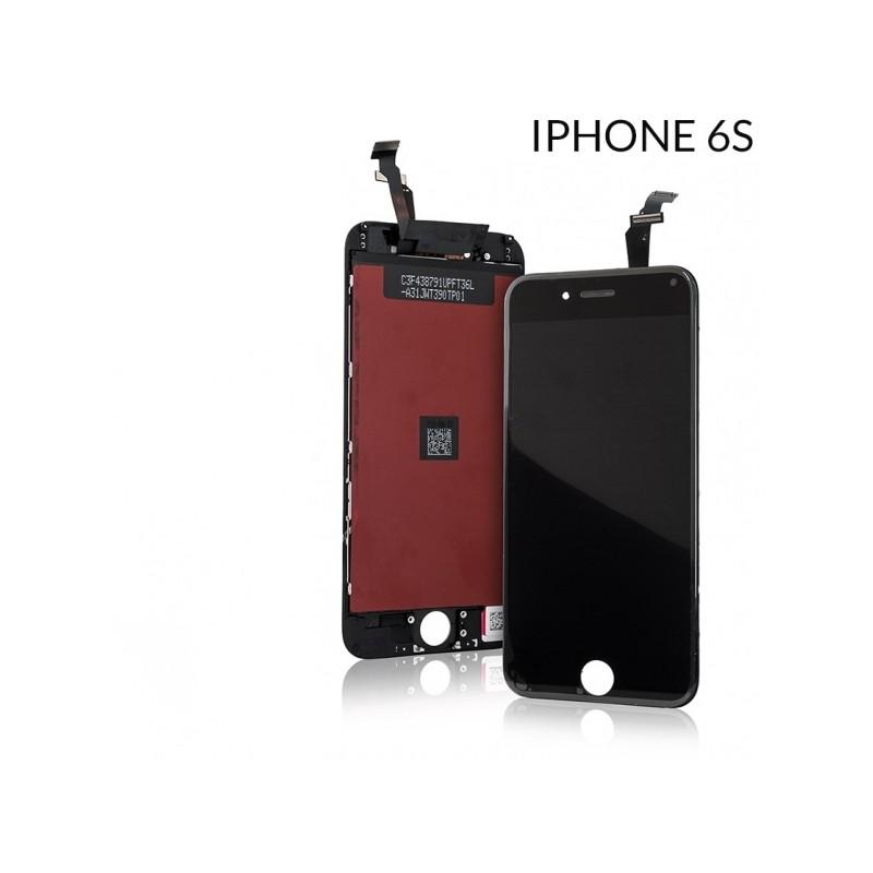 Display Lcd per Apple Iphone 6S completo di 3D Touch screen e cornice nero Tripla A