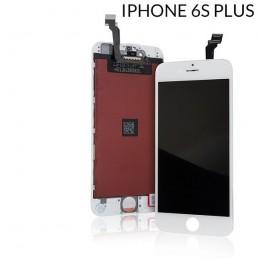 Display Lcd per Apple Iphone 6S plus completo di 3D Touch screen e cornice bianco TRIPLA A