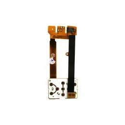 Flex cable NOKIA 3600 SLIDE with keypad plate