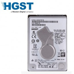 HARD DISK INTERNO NOTEBOOK 2,5 HGST 1TB 1000GB SATA 5400rpm HTS541010B7E610