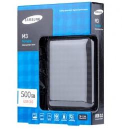 HD SEGATE/MAXTOR EXT. USB 3.0 -  500GB 2,5  STSHX-M500TCBM 5400 RPM