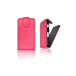 HOLSTER FORCELL PRESTIGE IPHO 4G VERTICALE ROSA