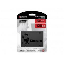 Kingston 120GB A400 Series SATA 3 2.5\' Solid State Drive - SA400S37