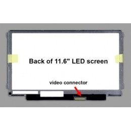 LP116WH2 (TL)(N1)  Display Led 11,6 slim 40 pin 1366x768