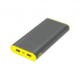 POWER BANK hoco 30 000mAh con lcd B31A GRIGIO