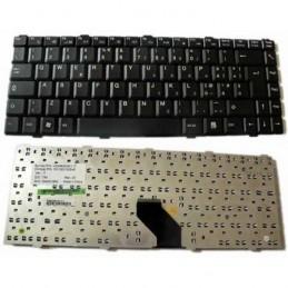 Tastiera  italiana per notebook Asus Z96 Z84JP Serie nera
