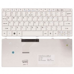 Tastiera Italiana per notebook Acer Aspire one 532H Aspire One HAPPY white