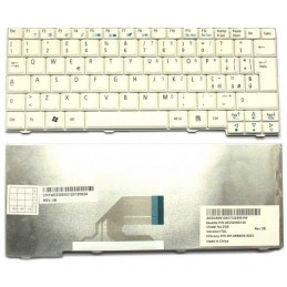 Tastiera Italiana per notebook ACER One ZG5 D150 D250 A110 A150 White KAV60