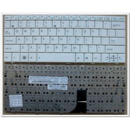 Tastiera Italiana per notebook Asus EEePC 1001HA, 1001PX, 1005HA, 1005P, 1005PX, 1008HA, R101 BIANCA
