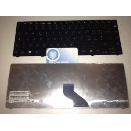 Tastiera Italiana per notebook GATEWAY NV49C/Packard Bell EasyNote NM85 NM87 BLACK  NSK-AM30E 9Z.N1P82.30E
