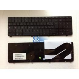 Tastiera Italiana per notebook HP CQ72 Black series