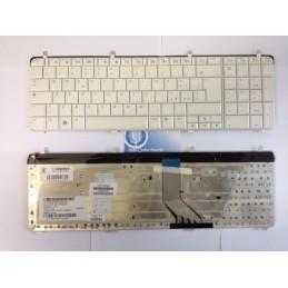 Tastiera Italiana per notebook HP DV7-2000 DV7-3000 White 519265-061