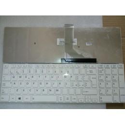 Tastiera Italiana per notebook Satellite S50 S50-A-115  L50 SERIES L50D L50DT WHITE