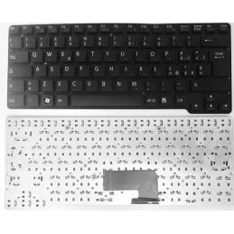 Tastiera Italiana per notebook Sony VPC-CW NERA