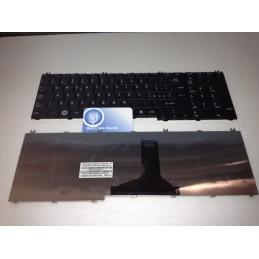 Tastiera Italiana per notebook Toshiba Satellite C650 L650 L655 L670 Pro C660 C660D black  L750 L750D L775 L775D L755